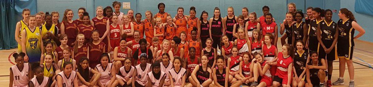 U12 Girls Northern Basketball League