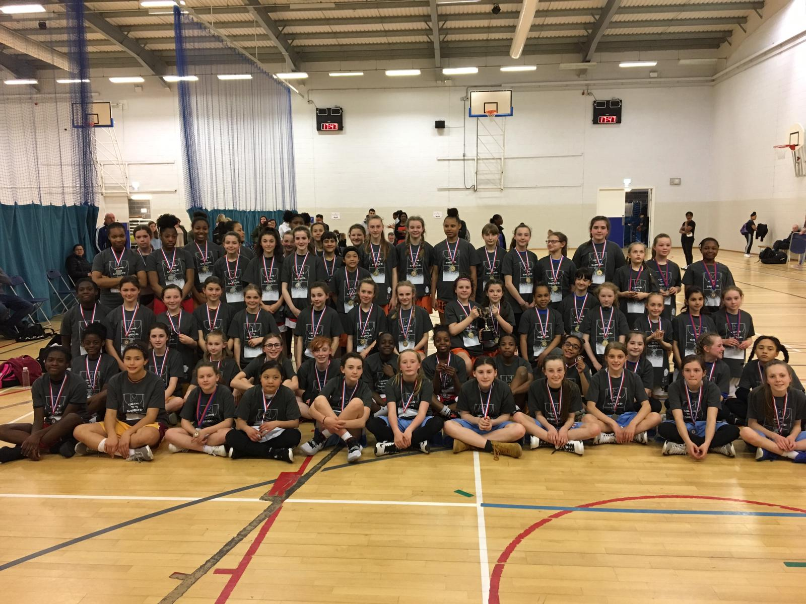 U12GNBL Cup and Plate 2019